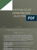 Centrales Electricas