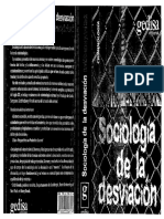 Downes & Rock - Sociologia de La Desviacion Lq