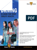 Dos and Donts of School Zone Safety ENGL