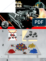 BUILDING INSTRUCTIONS FOR 8017 - DARTH VADERS TIE FIGHTER.pdf