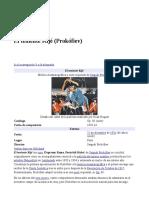 Sobre Kije de Prokofiev en Cuentos Musicales Para Niños
