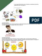 Diferentes Tipos de Sustantivos