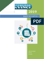 Base de Datos 1 - ForO1