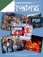Boletin Sin Fronteras 02 - Tierra y Libertad (Frente Amplio por Justicia, Vida y Libertad)
