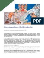 Sobre o Arrependimento - São João Maximovitch [trad. Fernando Xavier] - Espiritualidade Ortodoxa