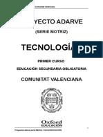 Programacion Tecnologias1 ComunidadValenciana Castellano