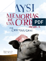Cristina Grau - Daisy, memorias de una cerda.epub