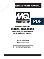 SDW225SS Rev 2 Manual