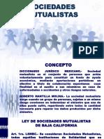 5. Sociedades Mutualistas Mexicanas