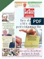 Journal Le Soir Dalgerie 04.02.2019