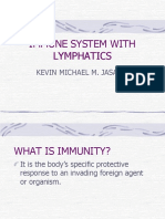2. Lymphatics and Immunology-kevin Michael m. Jasani