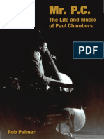 The Life and Music of Paul Chambers