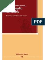 El evangelio del diablo. Foucault y la Historia de la locura - VALENTÍN GALVÁN.pdf