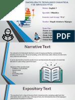 Tipos de Textos Ingles
