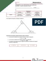 Matemáticas Clase 14 - Triangulos y Sus Elementos Secundarios