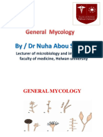 General Mycology