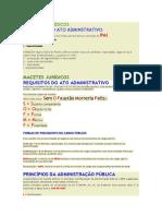 Direito administrativo MACETE