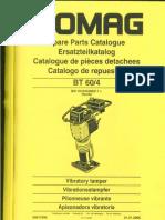 Catalogo de Repuesto Compactadora