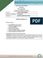 Actividad 3 Conformacion-Equipos Aprendiz