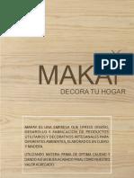 Catalogo Makay DECORA