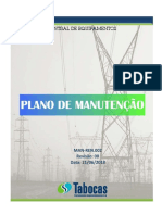 Plano de Manutenção maquinas (1)
