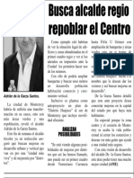 02-02-19 Busca alcalde regio repoblar el Centro