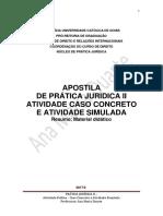 Apostila Prática II - Atividades Concreto e Simulada 2017
