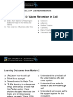 Lecture water soil