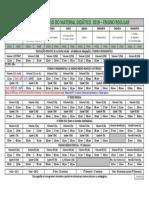 Cronograma de Uso de Material Didático 2019