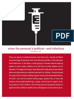 12. When the Personal is Political—and Infectious