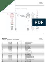 Despiece Inyector Bosch 0 445 110 131