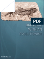 Dialogue With An Evolutionist