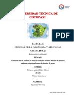 Informe Huerto Organico