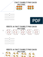 Writing a Family Fact