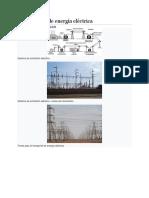 Transmisión de Energía Eléctrica
