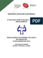 1ºEncontro Série B Xadrez Escolar 2019-01-19 Regulamento (1)