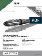 Cepillo modelador 307024_ES