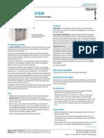 Bejs Bridge Expansion Joint System Tech Data Sheet Emseal