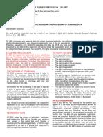 ENG- Nota de Informare Candidati Recrutare Si Acord