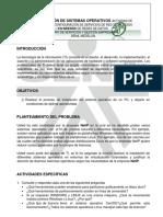 Actividad 01 - Instalacion de Sistemas Operativos