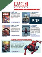 Novedades de Febrero de 2019 de Panini Cómics. Marvel. Información de Marvel Age.