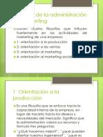 Filosofias de la administración del marketing-1