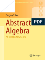 [Springer Undergraduate Mathematics] Gregory T. Lee - Abstract Algebra An Introductory Course (2018, Springer).pdf