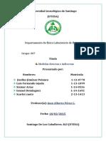 Labo4atorio de fisica 2 (UTESA)