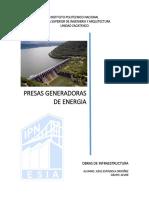 PRESAS GENERADORAS