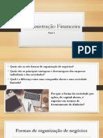 Slides Adm Financeira Parte 1pdf