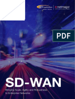 SD-WAN - Bringing Scale, Agility, & Robustness to Enterprise Networks [2019]