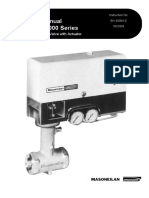 Microflow Valve & Actuator 28000 Series (VariPak) Masoneilan Instruction Manual