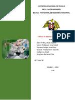 Informe de Residuos Sólidos