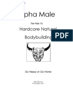 Alpha Male - Hardcore Bodybuilding